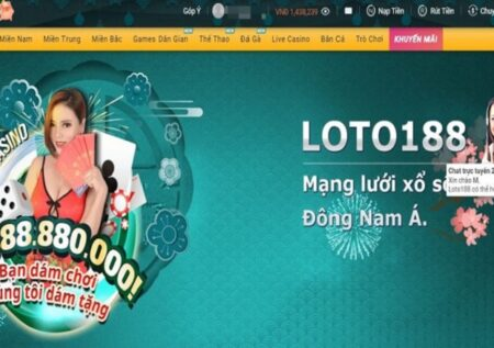 Hướng dẫn chơi Bingo online khi tham gia nhà cái Loto188